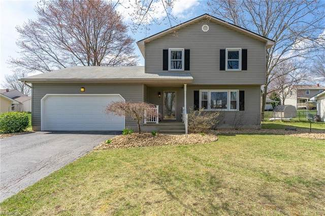 3444 Maple Springs Drive, Canfield, OH 44406 (MLS #4265820) :: The Holden Agency