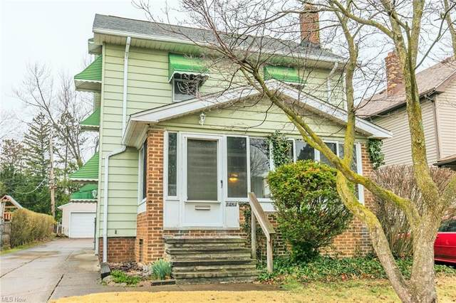 1484 Maplegrove Road, South Euclid, OH 44121 (MLS #4266128) :: RE/MAX Edge Realty