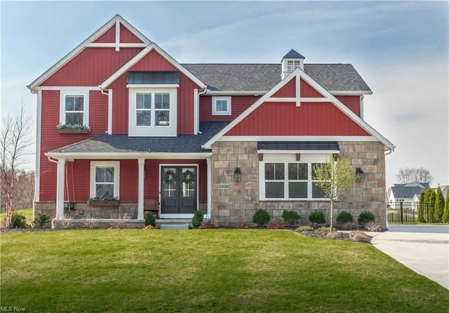 5600 Shadow Ridge Circle NW, North Canton, OH 44720 (MLS #4266465) :: Select Properties Realty
