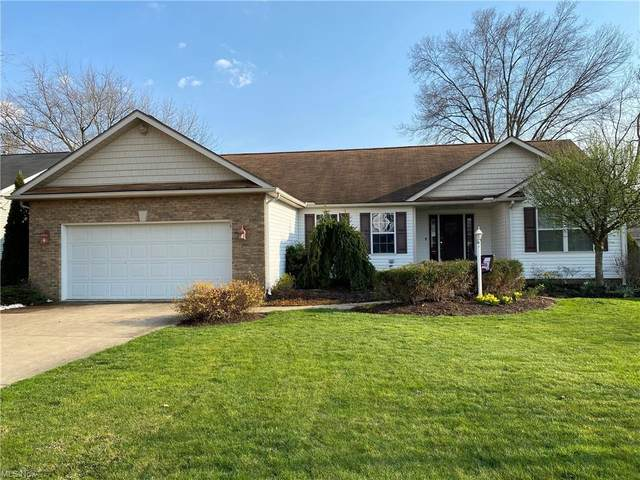 5984 Wentworth Lane SW, Canton, OH 44706 (MLS #4266889) :: Select Properties Realty