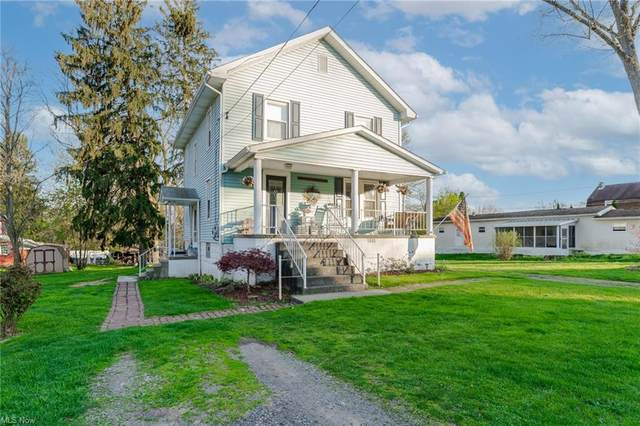 1321 Stevenson Road, Masury, OH 44438 (MLS #4267041) :: RE/MAX Edge Realty