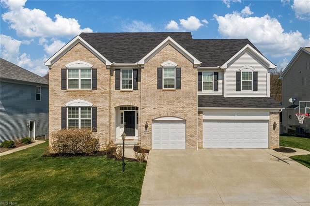 1064 Morning Glory Drive, Macedonia, OH 44056 (MLS #4267275) :: The Crockett Team, Howard Hanna
