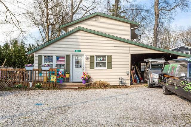 200 Tanglewood Trail, Chippewa Lake, OH 44215 (MLS #4267532) :: RE/MAX Trends Realty