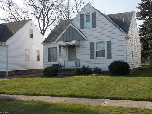 5907 Alber Avenue, Parma, OH 44129 (MLS #4267615) :: The Art of Real Estate