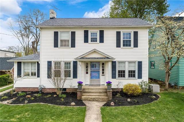 130 W Homestead Street, Medina, OH 44256 (MLS #4267835) :: The Holden Agency