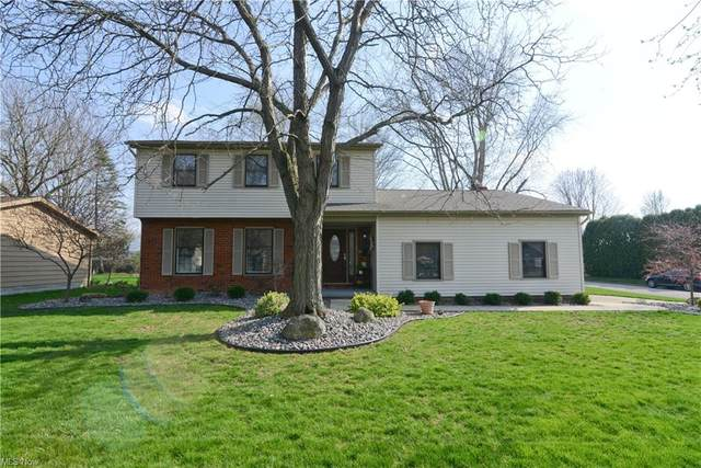 99 Spring Garden Court, Youngstown, OH 44512 (MLS #4268038) :: RE/MAX Edge Realty