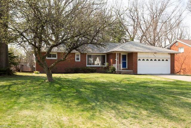 990 Belwood Drive, Highland Heights, OH 44143 (MLS #4268099) :: The Holden Agency