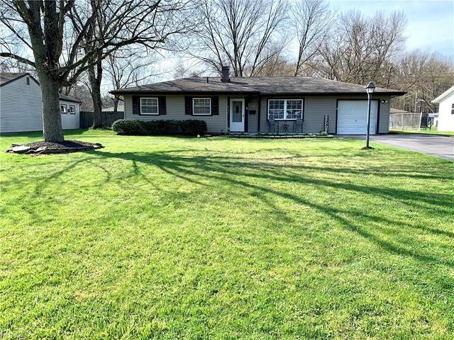 423 Flagler Lane, Youngstown, OH 44511 (MLS #4268244) :: RE/MAX Edge Realty