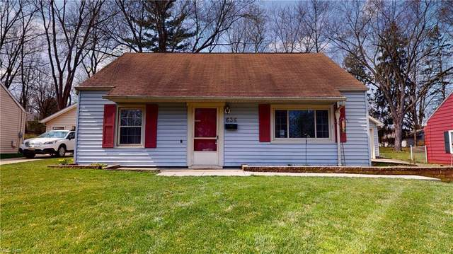 636 Woodside Drive, Kent, OH 44240 (MLS #4268447) :: The Jess Nader Team | RE/MAX Pathway