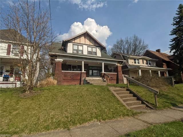 1136 Broad Avenue NW, Canton, OH 44708 (MLS #4268789) :: The Crockett Team, Howard Hanna