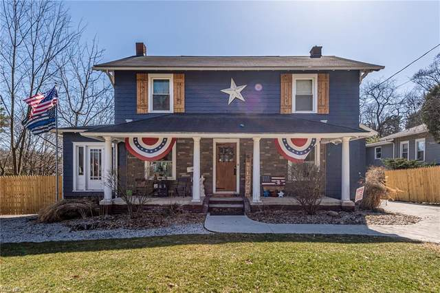 106 Everhard Road SW, North Canton, OH 44709 (MLS #4268976) :: RE/MAX Trends Realty