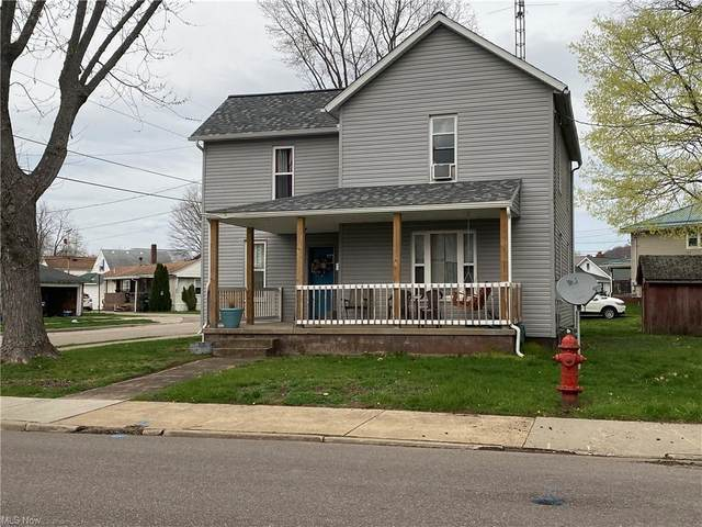 201 Murray Avenue, Minerva, OH 44657 (MLS #4269469) :: Tammy Grogan and Associates at Cutler Real Estate