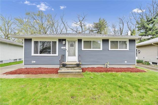 4132 Plymouth Road, Cleveland, OH 44109 (MLS #4269532) :: Keller Williams Chervenic Realty
