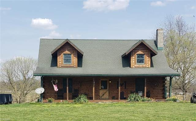 48622 Outpost Road, Caldwell, OH 43724 (MLS #4269579) :: The Kaszyca Team