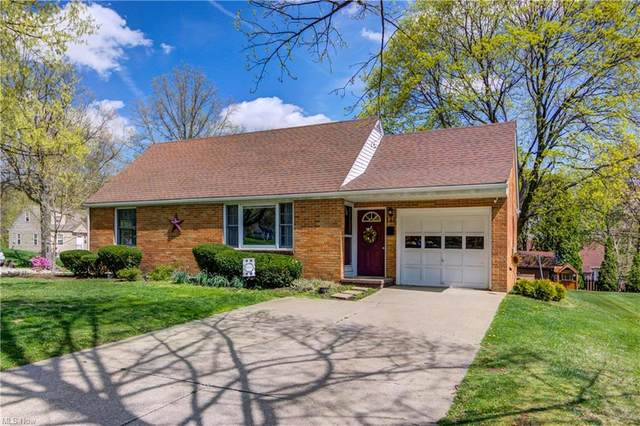 148 Woodland Avenue, Rittman, OH 44270 (MLS #4270182) :: The Holden Agency