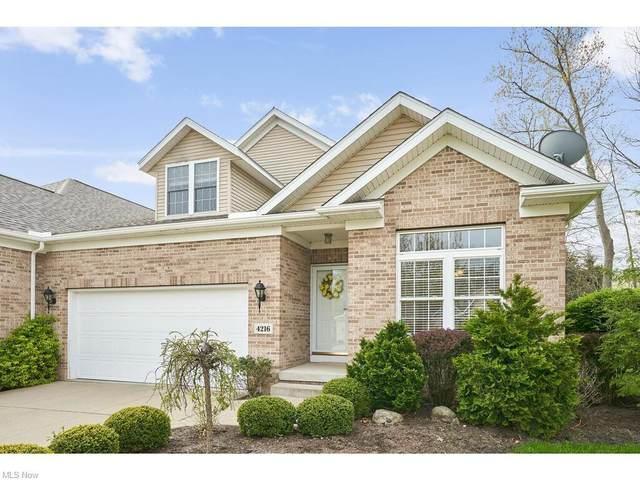 4216 Meadowcreek Lane, Copley, OH 44321 (MLS #4270333) :: Keller Williams Chervenic Realty