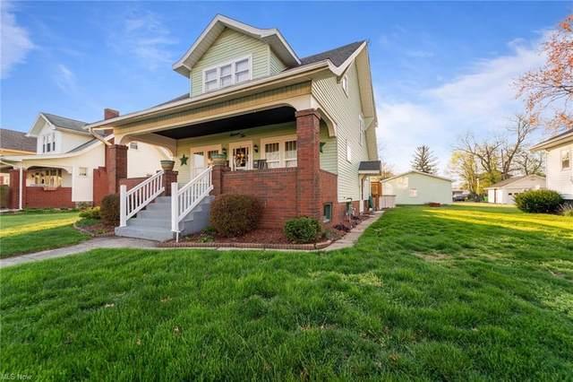 1110 Gorley Street, Uhrichsville, OH 44683 (MLS #4270342) :: Select Properties Realty