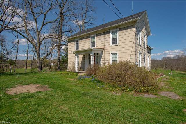 13411 Youngstown Pittsburgh Road, Petersburg, OH 44454 (MLS #4270520) :: The Kaszyca Team