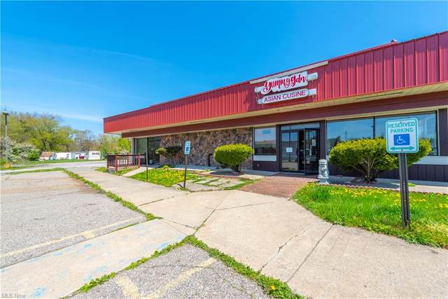 1879 State Route 59, Kent, OH 44240 (MLS #4270581) :: The Kaszyca Team