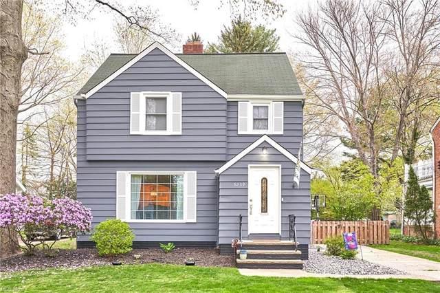 5239 Lynd Avenue, Lyndhurst, OH 44124 (MLS #4270819) :: Select Properties Realty