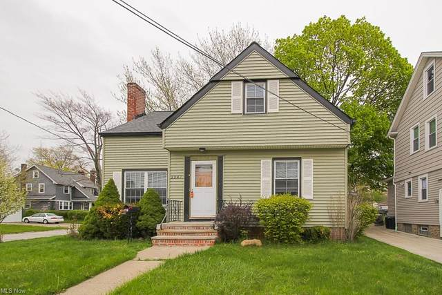 2247 S Taylor Road, Cleveland Heights, OH 44118 (MLS #4271355) :: The Jess Nader Team | RE/MAX Pathway