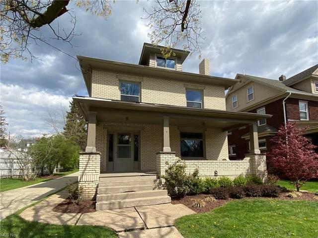 117 Washington Avenue, Niles, OH 44446 (MLS #4271549) :: Keller Williams Legacy Group Realty