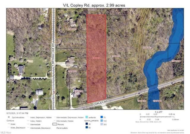 V/L Copley Road, Copley, OH 44321 (MLS #4271829) :: The Art of Real Estate
