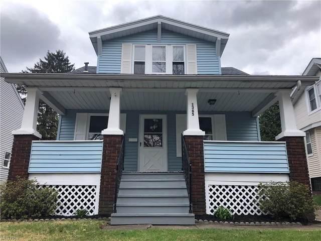 1365 Neptune Avenue, Akron, OH 44301 (MLS #4271845) :: Select Properties Realty