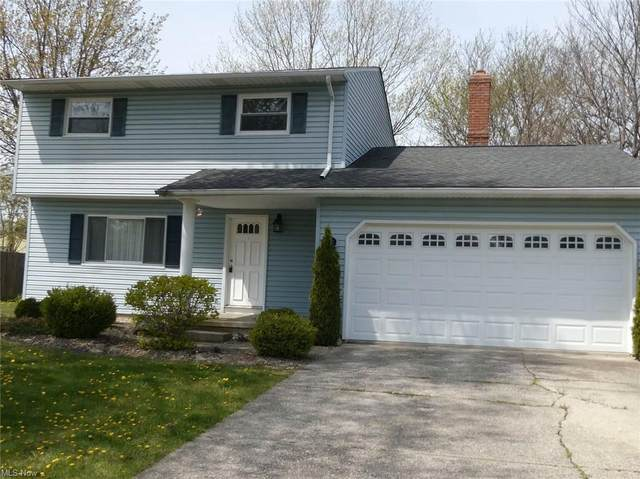 5368 Manning Circle, North Ridgeville, OH 44039 (MLS #4272036) :: The Art of Real Estate