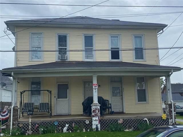 603 Pine Street, Coshocton, OH 43812 (MLS #4272234) :: Keller Williams Legacy Group Realty