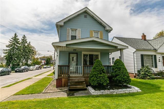 11112 Mccracken Road, Garfield Heights, OH 44125 (MLS #4272420) :: The Holly Ritchie Team