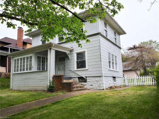 1105 Oregon Ave, Steubenville, OH 43952 (MLS #4273299) :: RE/MAX Edge Realty