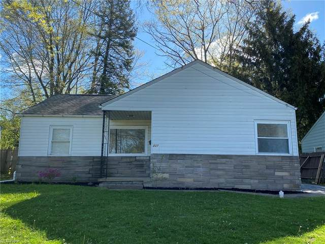 227 S Bon Air Avenue, Youngstown, OH 44509 (MLS #4273960) :: Select Properties Realty