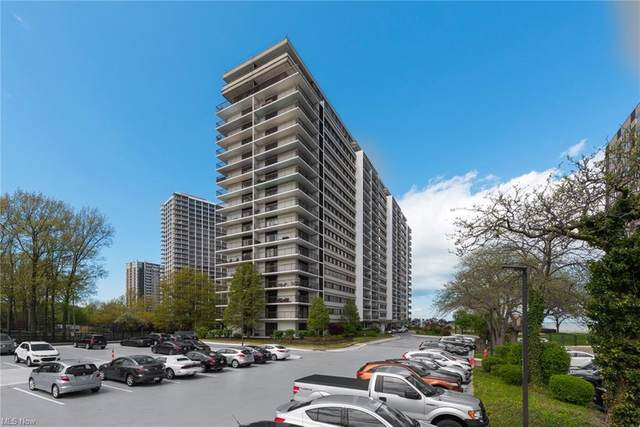 12550 Lake Avenue #1708, Lakewood, OH 44107 (MLS #4274099) :: The Art of Real Estate