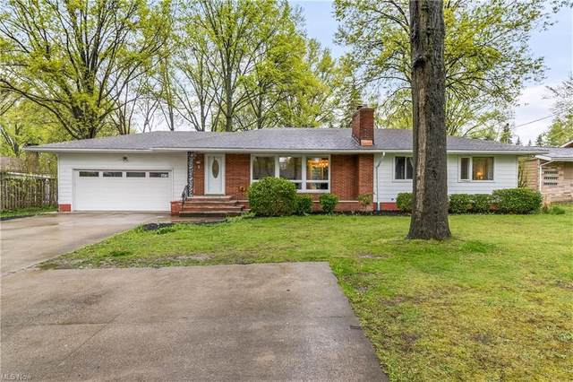 145 W Howe Road, Tallmadge, OH 44278 (MLS #4274216) :: Tammy Grogan and Associates at Cutler Real Estate