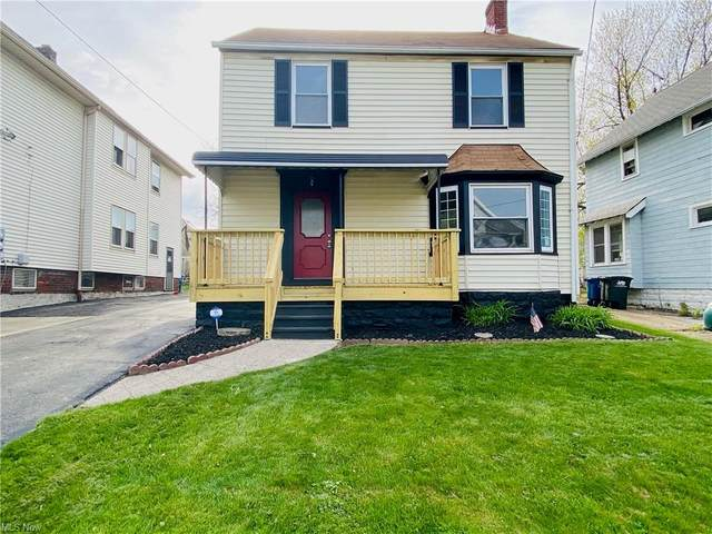1502 Hopkins Avenue, Lakewood, OH 44107 (MLS #4274352) :: RE/MAX Edge Realty