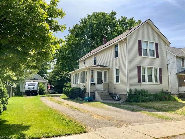 340 & 338 Eagle Street, Fairport Harbor, OH 44077 (MLS #4274719) :: Select Properties Realty
