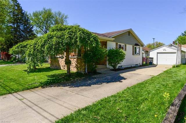138 S Glenellen Avenue, Youngstown, OH 44509 (MLS #4274887) :: The Kaszyca Team