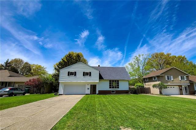 406 Steven Boulevard, Richmond Heights, OH 44143 (MLS #4274917) :: Select Properties Realty
