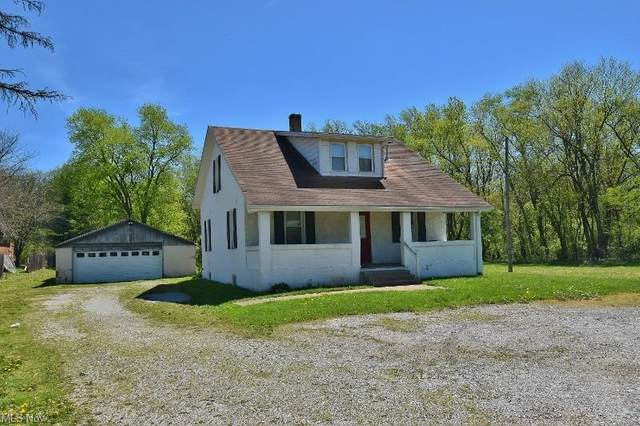 8744 Waynesburg Drive SE, Waynesburg, OH 44688 (MLS #4275222) :: The Art of Real Estate