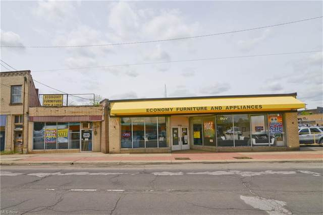 2828 Market Street, Youngstown, OH 44507 (MLS #4275545) :: The Art of Real Estate