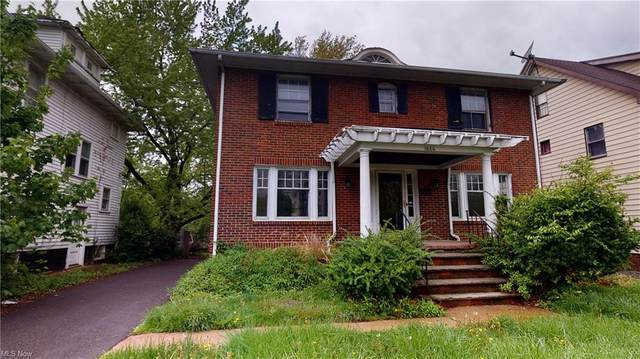 1666 S Taylor Road, Cleveland Heights, OH 44118 (MLS #4275995) :: Tammy Grogan and Associates at Keller Williams Chervenic Realty
