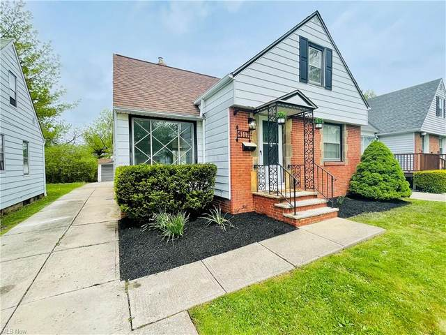 4117 Wyncote Road, South Euclid, OH 44121 (MLS #4276103) :: Select Properties Realty