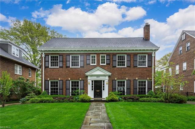 2311 Ardleigh Drive, Cleveland Heights, OH 44106 (MLS #4276178) :: The Kaszyca Team