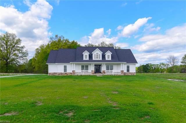 214 Woodside Drive, Salem, OH 44460 (MLS #4276866) :: TG Real Estate