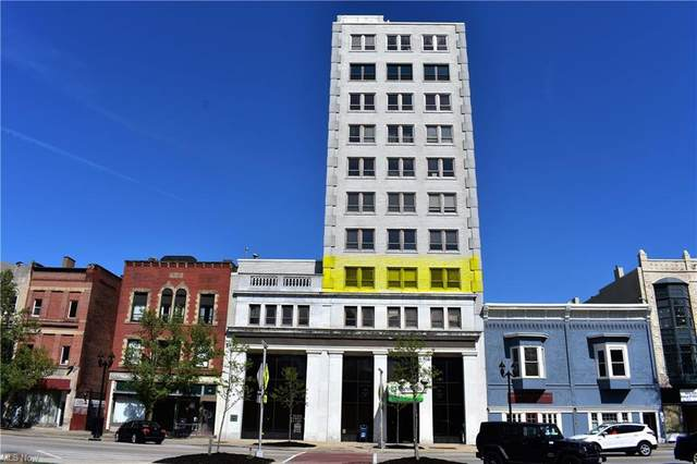 124 Middle Avenue #203, Elyria, OH 44035 (MLS #4277527) :: The Art of Real Estate