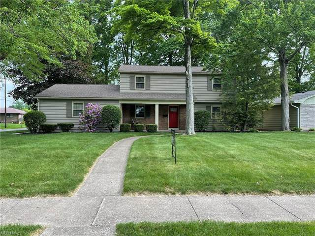 826 Forest Ridge Drive, Boardman, OH 44512 (MLS #4277594) :: The Holly Ritchie Team