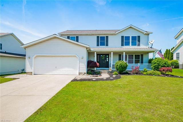 1036 Brittingham Drive, Ravenna, OH 44266 (MLS #4277599) :: Tammy Grogan and Associates at Keller Williams Chervenic Realty