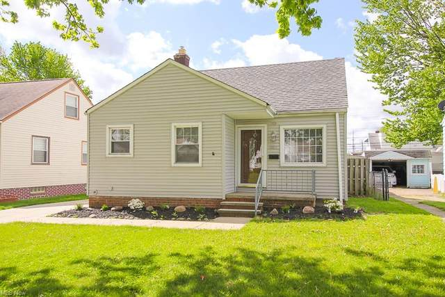 12804 Southern Avenue, Garfield Heights, OH 44125 (MLS #4278128) :: The Holly Ritchie Team