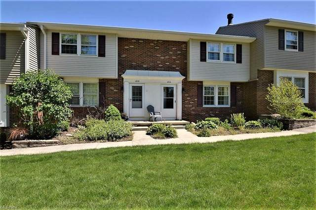 4613 Cox Drive A, Stow, OH 44224 (MLS #4278460) :: Keller Williams Chervenic Realty